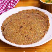 jowar-onion-roti