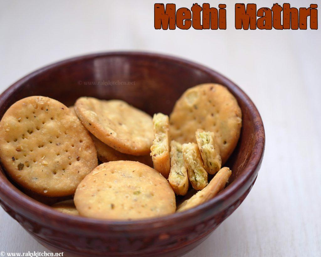 methi-mathri