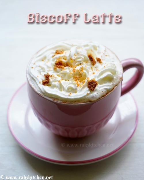 Biscoff latte, speculoos latte, café biscoff 2