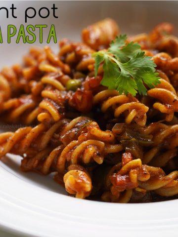 Instant-pot-pasta-indian