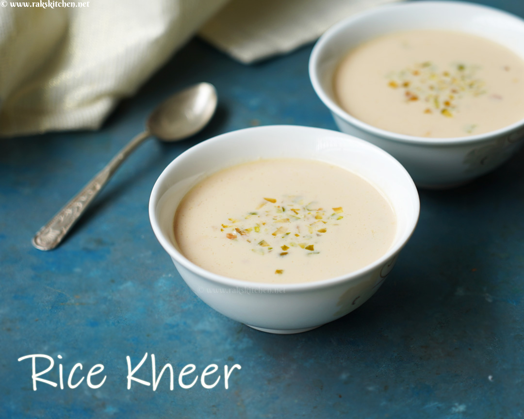rice-kheer