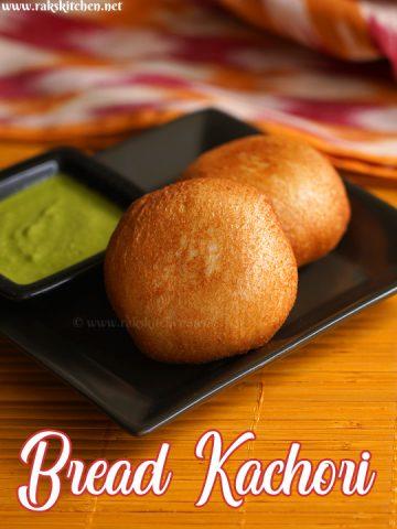 bread-peas-kachori
