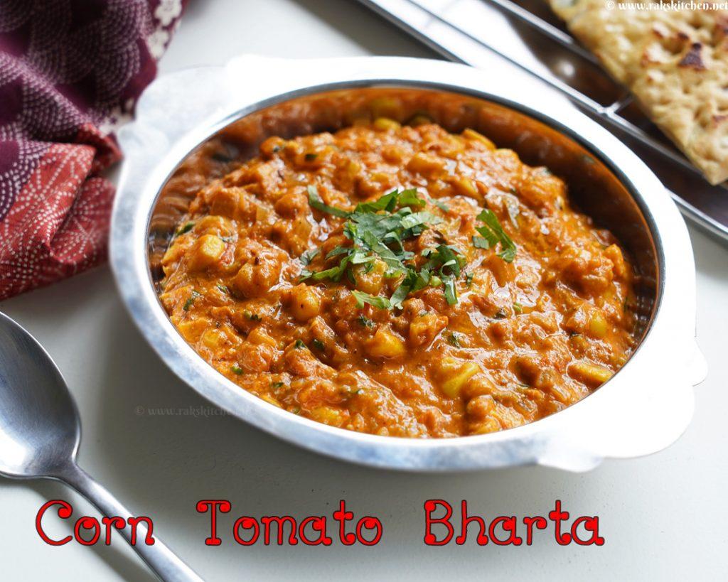 corn-tomato-bharta-recipe