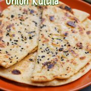 How to make onion kulcha