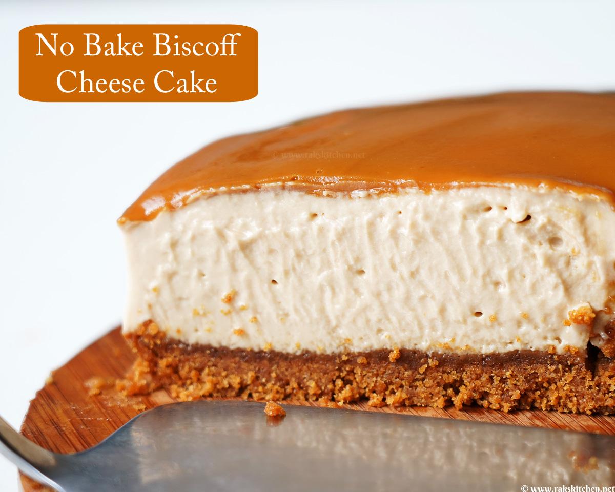 Cheesecake cross section