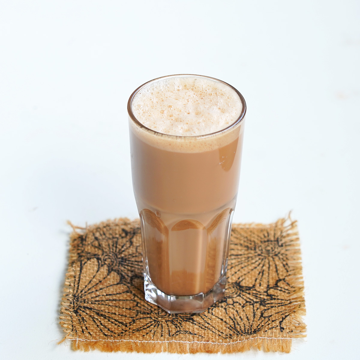 Teh Tarik, Condensed milk pulled tea recipe