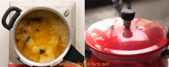 boil, pressure cook