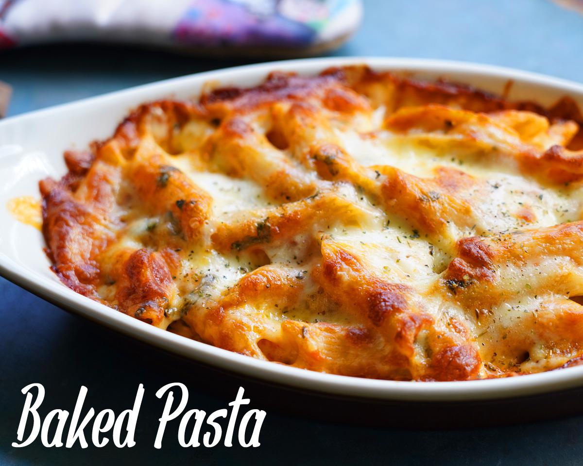 baked pasta dinner ideas
