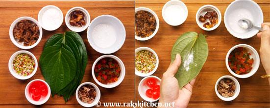 ingredients arranged