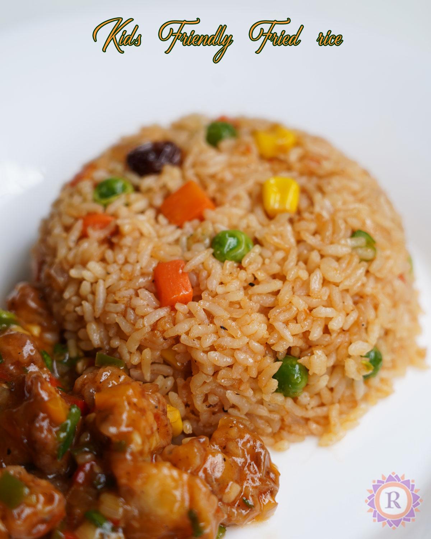 Kids-friendly-fried-rice