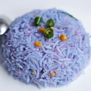 blue rice south Indian