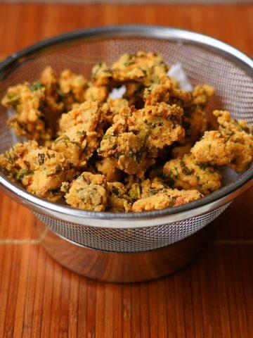 Cashew pakoda | snacks