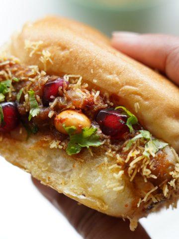 Dabeli recipe | Indian street food
