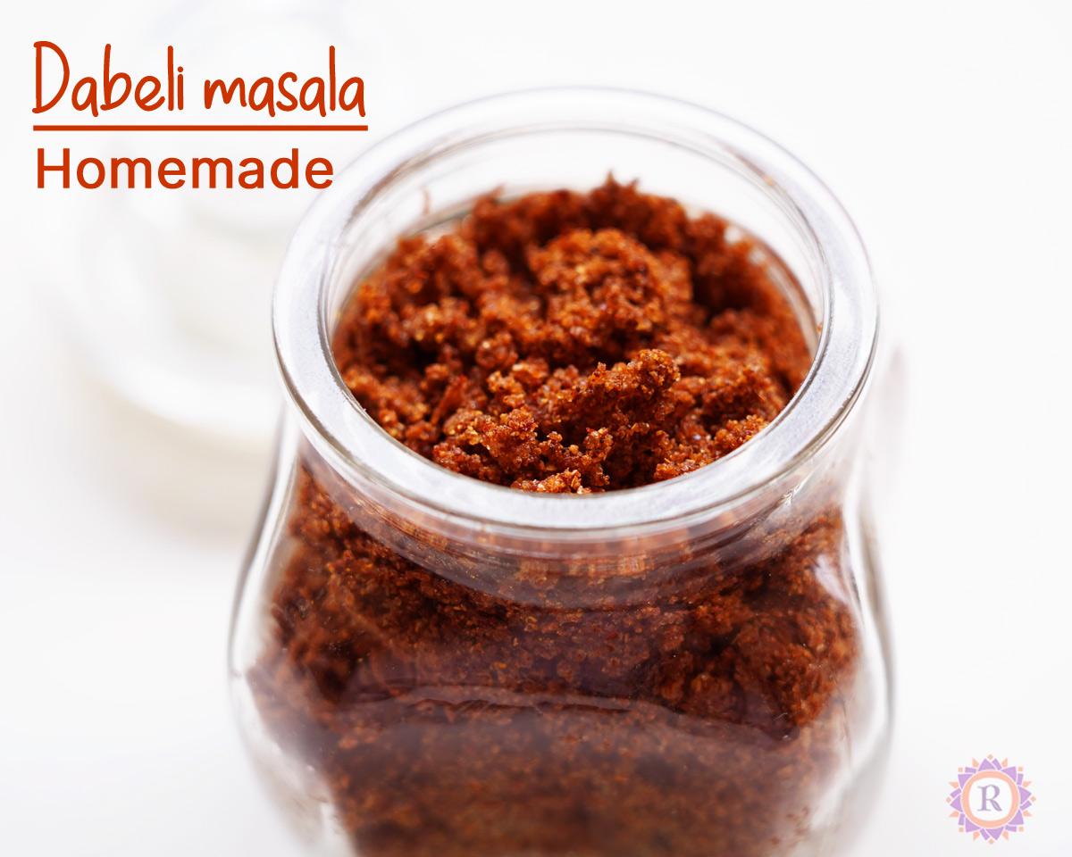 how to make dabeli masala