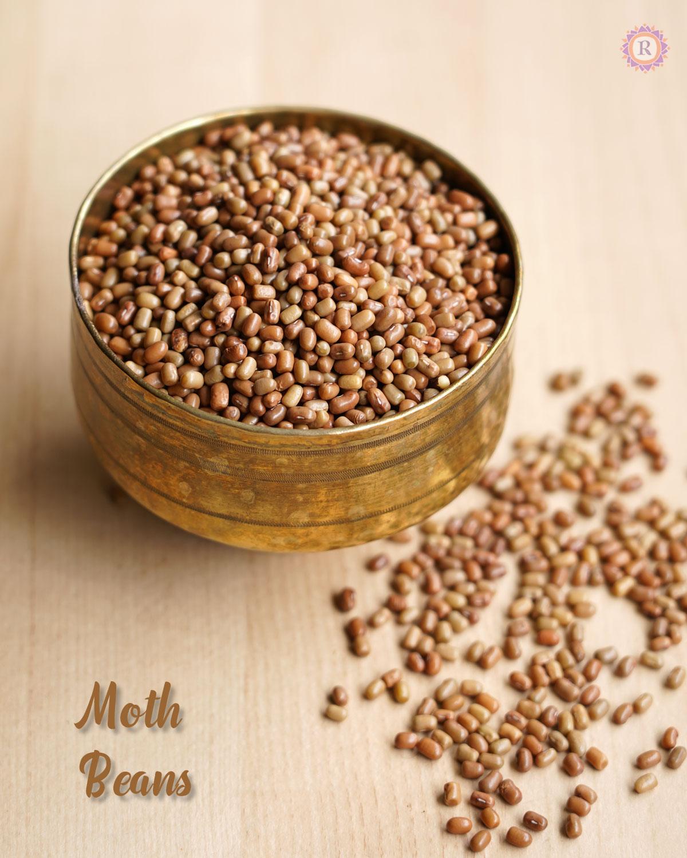 moth beans aka matki