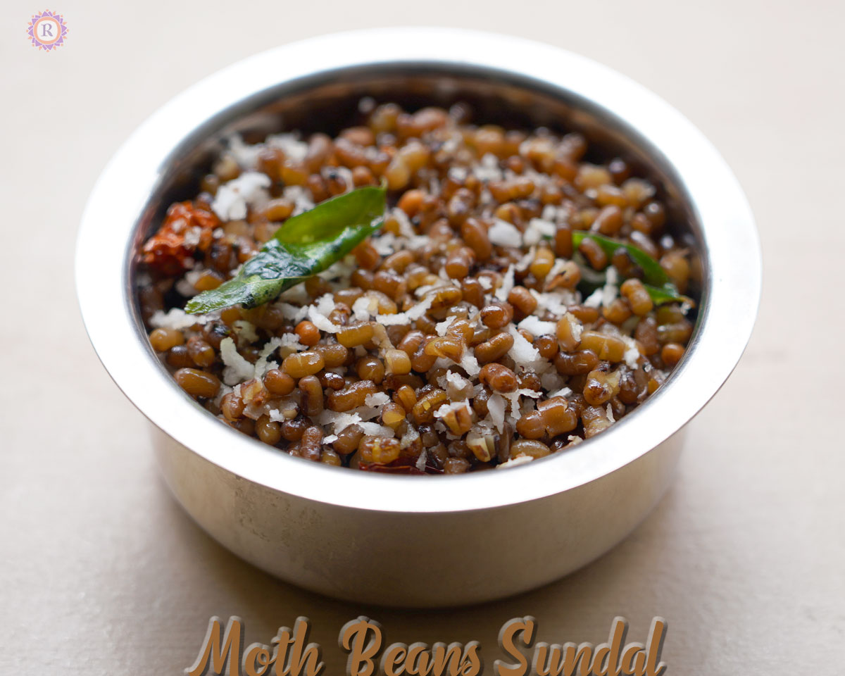 moth beans sundal